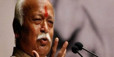 "Bhagwat surrounded the government and said, ""No war, no martyr on the border"""