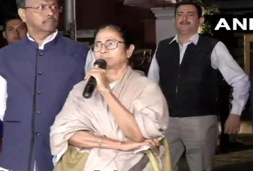 CM Mamta Banerjee - Photo-ANI