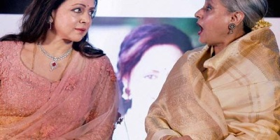 HEMA SUPPORTED JAYA BACHCHAN